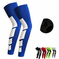 Men Leg Compression Sleeve Basketball Knee Brace Protect Activity Sports Single