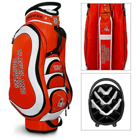 Team Golf NFL Cleveland Browns Medalist Golf Cart Bag