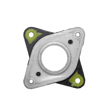 Aibecy 3D Printer Metal & Rubber Stepper Motor Vibration Damper Shock Absorber with Heatsink for Nema 17 42 Stepper Motor