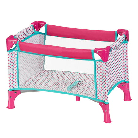 My Sweet Love Folding Play Pen, (Baby Doll Furniture Sets)