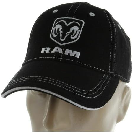 Dodge Ram 1500 2500 Black Baseball Cap Trucker Hat Snapback Truck -  Walmart.com cb5d2b71c1f