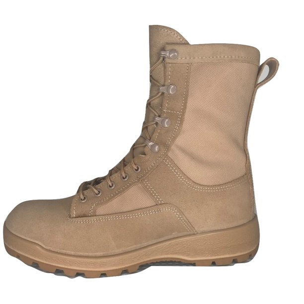Original Footwear's Altama 36100 Desert Tan Waterproof Goretex Temperate Weather Combat Boot 14 E US