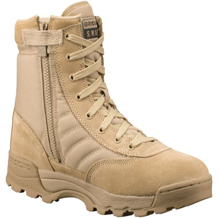 115202 Classic 9 Side-Zip Mens Tan Work Boot-14