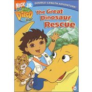 Go Diego Go!: The Great Dinosaur Rescue (Full Frame) by PARAMOUNT HOME VIDEO