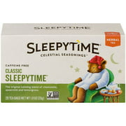 Celestial Seasonings Sleepytime Herbal Tea, 20ct