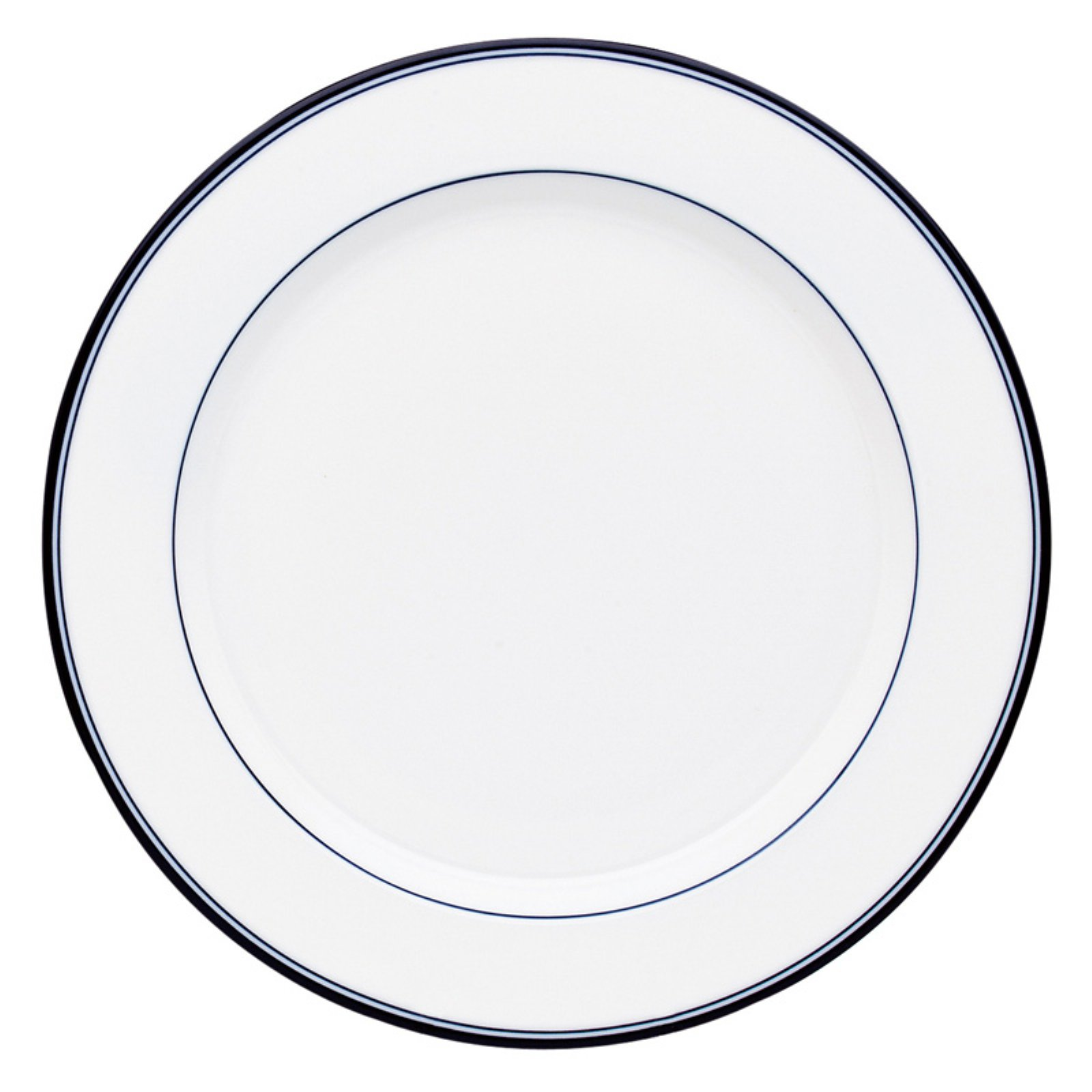 Dansk Concerto Allegro Blue Plate - Set of 4