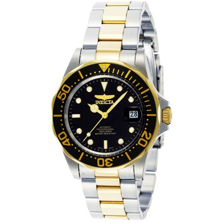 Invicta Men's Men Automatic Pro Diver G3 8927 Silver/Multicolor Stainless-Steel Automatic Sport Watch