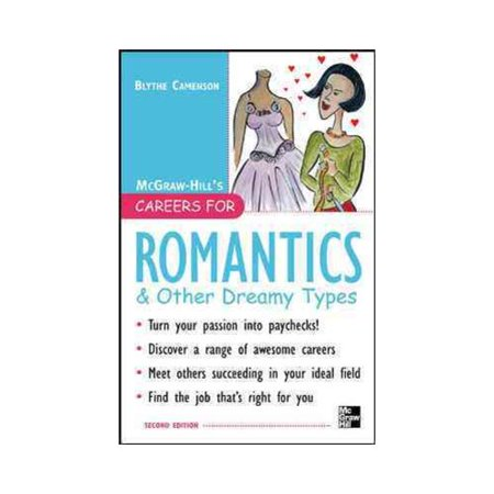 Careers For Romantics   Other Dreamy Types