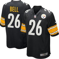16060515e Product Image Le'Veon Bell Pittsburgh Steelers Nike Youth Team Color Game  Jersey - Black
