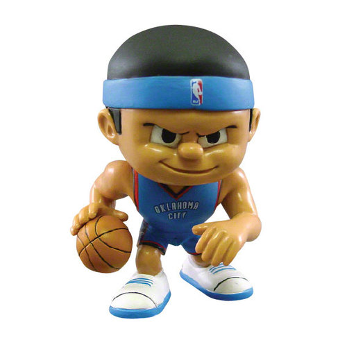 OKLAHOMA CITY THUNDER COLLECTIBLE TOY FIGURE