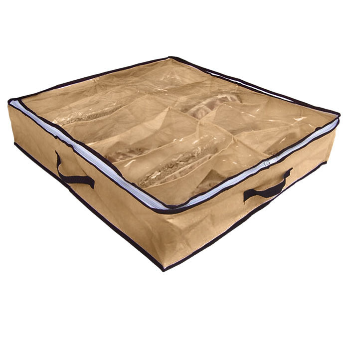 Mosunx 2015 Hot Sale New Portable Non Woven Bamboo Charcoal Fibre Storage Box For Shoes