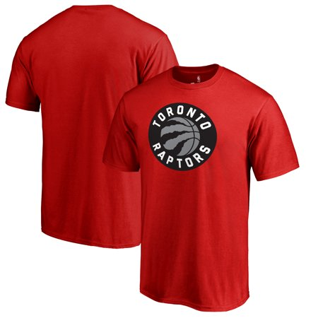 Toronto Raptors Primary Logo T-Shirt - Red - Halloween Shops Toronto