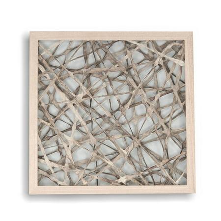 Zentique Zen20483a Abstract Paper Framed Art Walmart Com