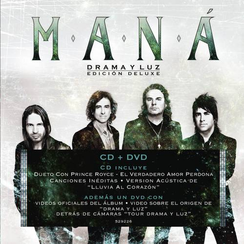 Drama Y Luz (Deluxe Edition) (CD/DVD)