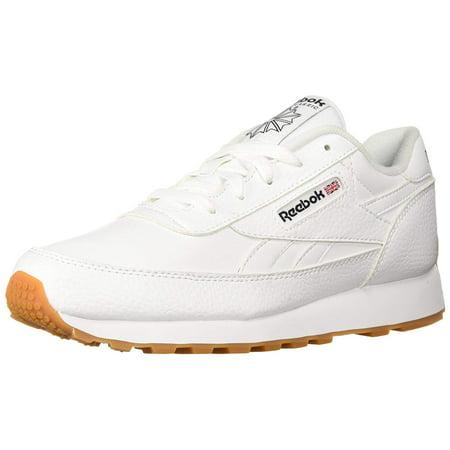 84ff65a4127 Reebok - Reebok V67368  Mens Classic Renaissance Us-White Black Gum Sneakers  (11.5 D(M) US Men) - Walmart.com