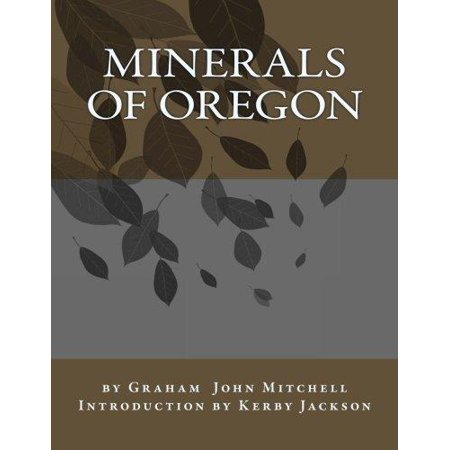 Minerals Of Oregon