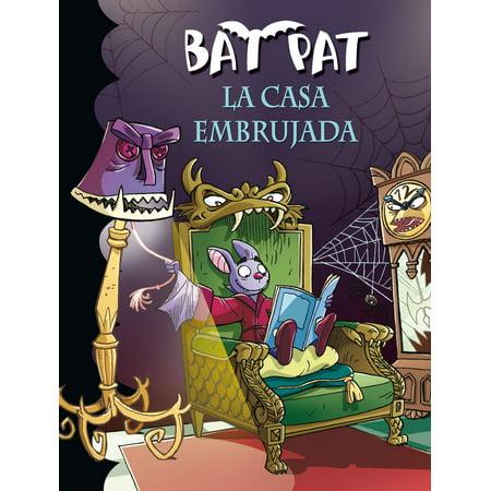 La casa embrujada (Serie Bat Pat 14) - eBook