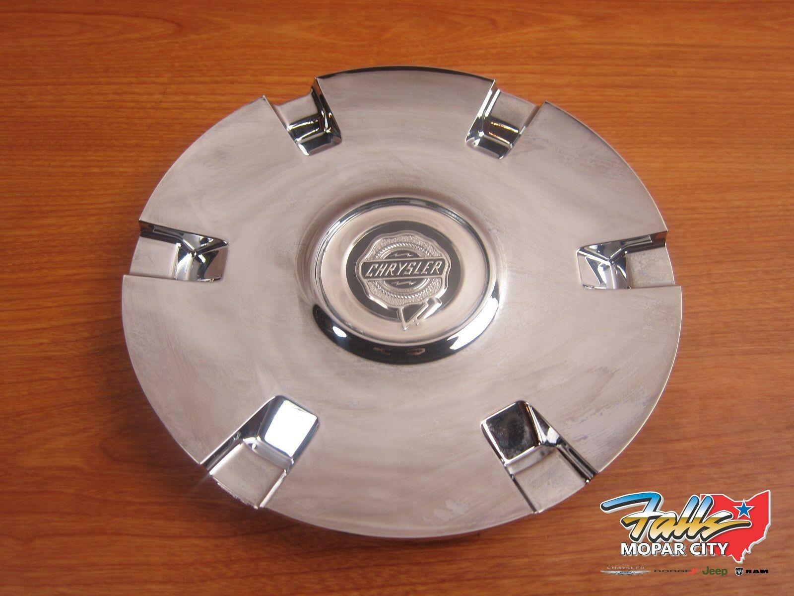 Genuine Chrysler 4743498AD Wheel Center Cap