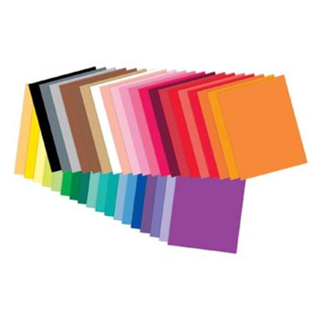 Tru-Ray Construction Paper 9 X 12 White