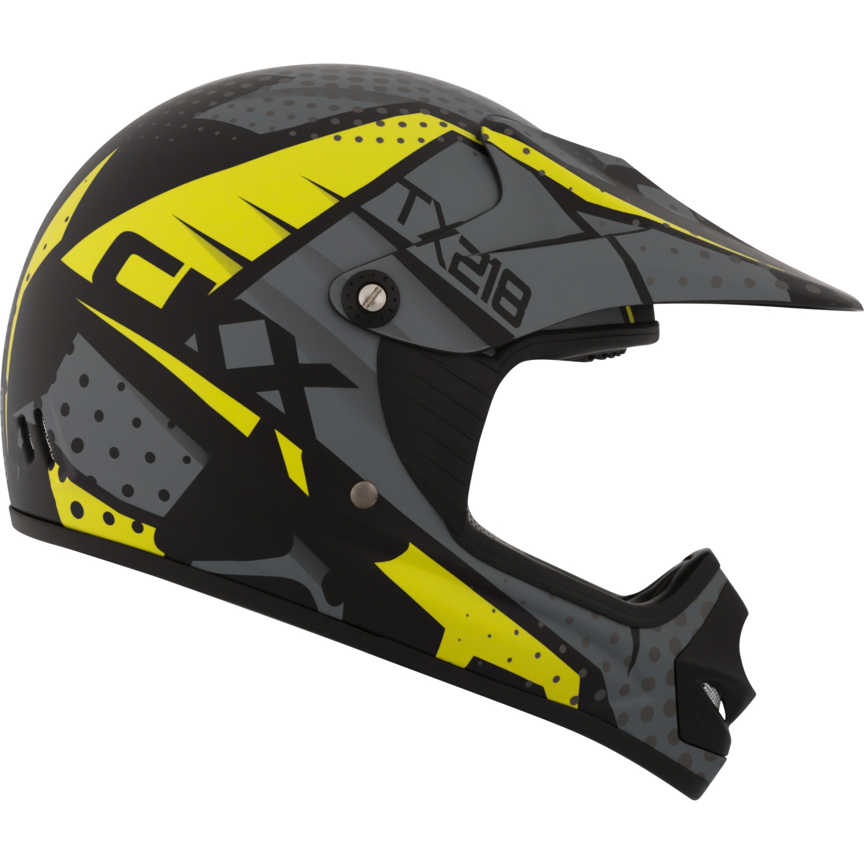 CKX Zuma TX218Y Off-Road Helmet - Youth No Shield