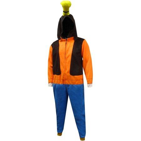 Goofy Dress Like Goofy Guys One Piece Pajama](Dress Up Pajamas)