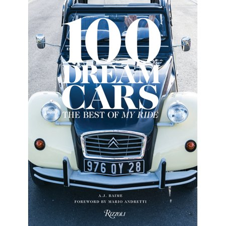 100 Dream Cars : The Best of