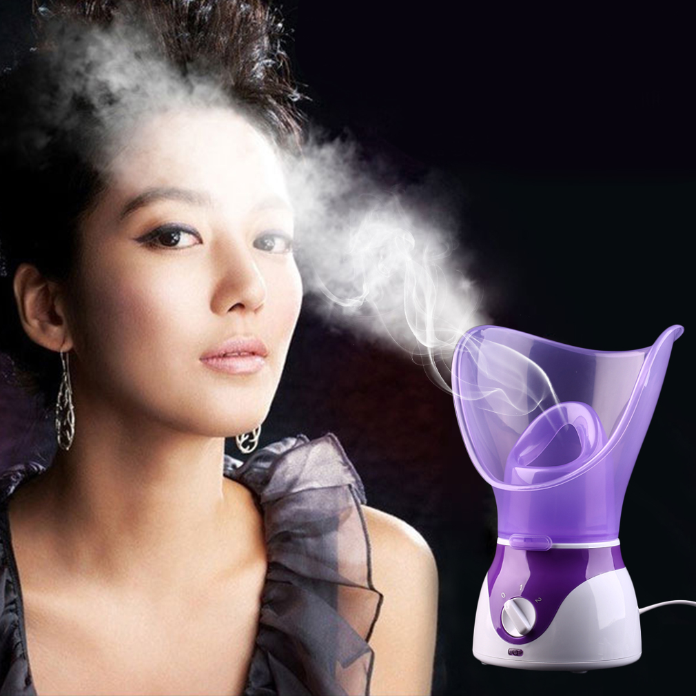 Facial Face Steamer Deep Cleanser Mist Steam Sprayer Spa Skin Vaporizer