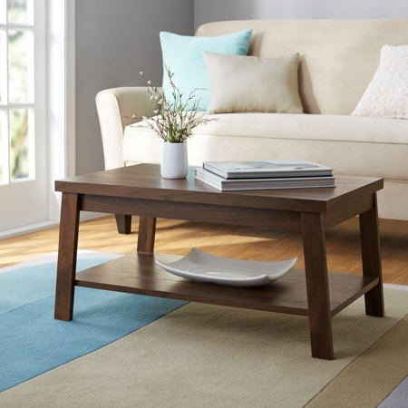 Mainstays Logan Coffee Table Multiple Finishes