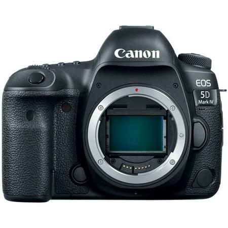 Canon EOS 5D Mark IV Body (Intl Model)