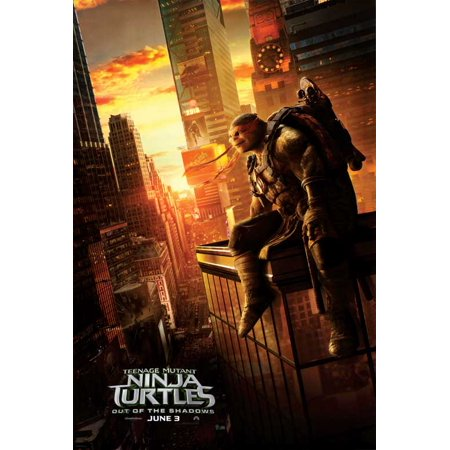 Teenage Mutant Ninja Turtles  Out Of The Shadows  2016  11X17 Movie Poster