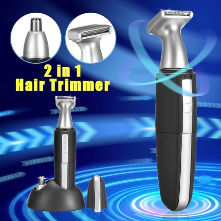 KEMEI Pro All in One Wet/Dry Electric Men's Woman Grooming Kit  Rechargeable Beard Trimmers Shavers, Hair Clippers, Mustache. Ear, Nose, Body Grooming Face Eyebrow Hair