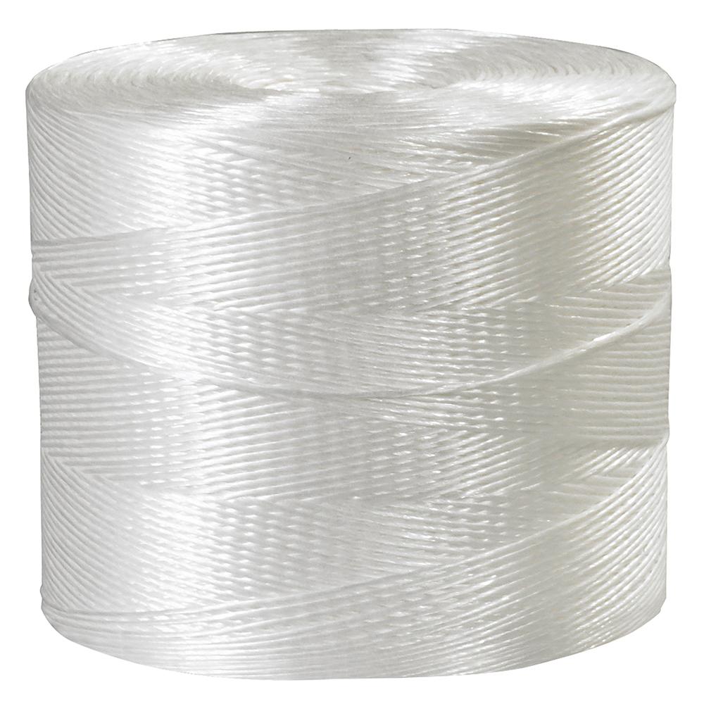 Box Partners PPL Tying Twine,1-Ply,110 lb,White,10500'/CS - BXP TWT1050