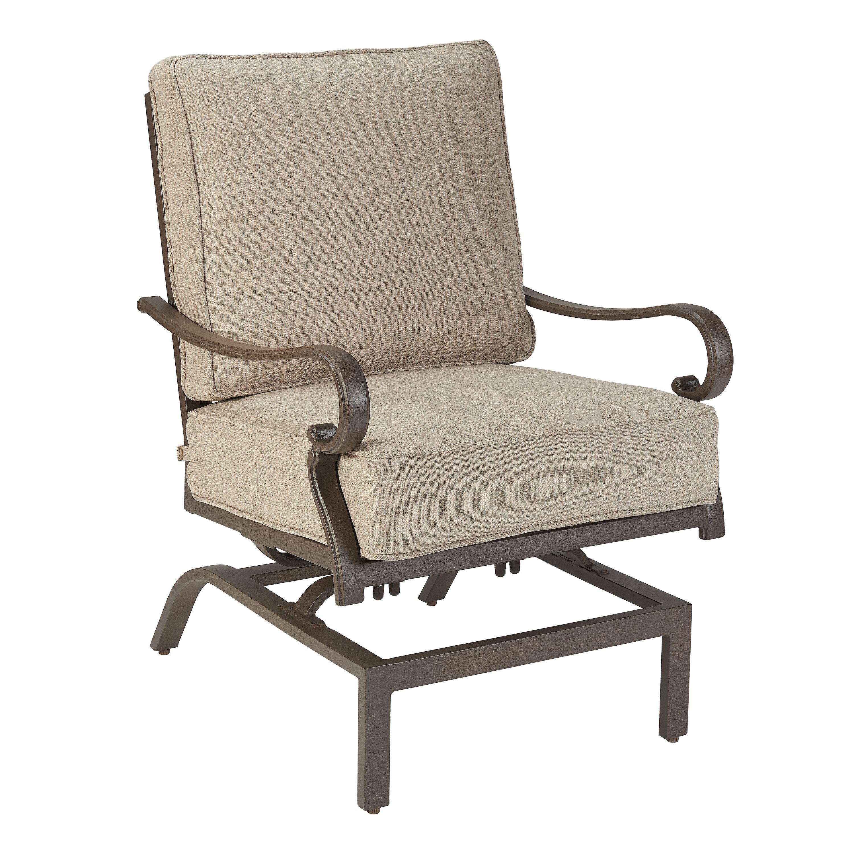 Mainstays Ellis Garden 2-Piece Lounge Chair Set with Beige Cushions