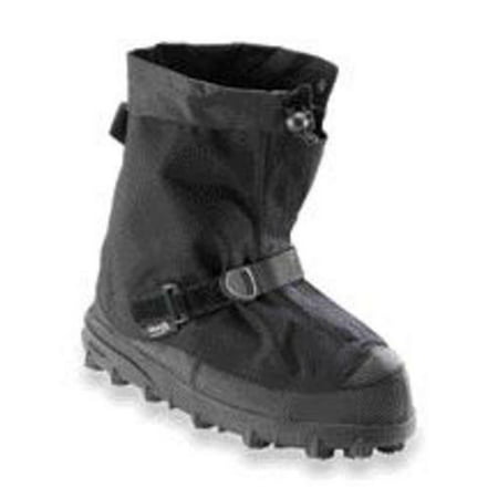 Servus by Honeywell X-Large NEOS Voyager Black 11'' Nylon Overshoes With STABILicers Cleated Outsole