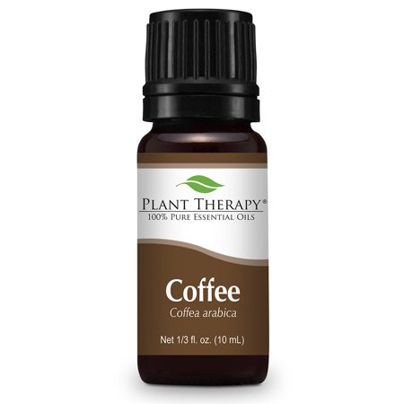 Coffee Essential Oil. 10 ml . 100% Pure, Undiluted, Therapeu