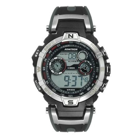 Armitron mens multi functional digital sport watch walmart armitron mens multi functional digital sport watch fandeluxe Gallery