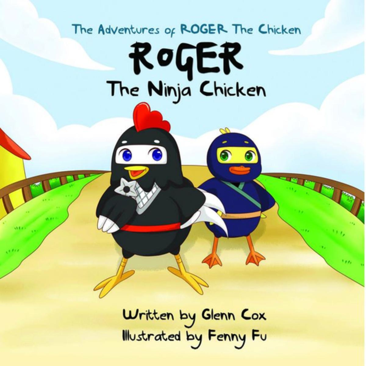 The Adventures of Roger the Chicken - eBook