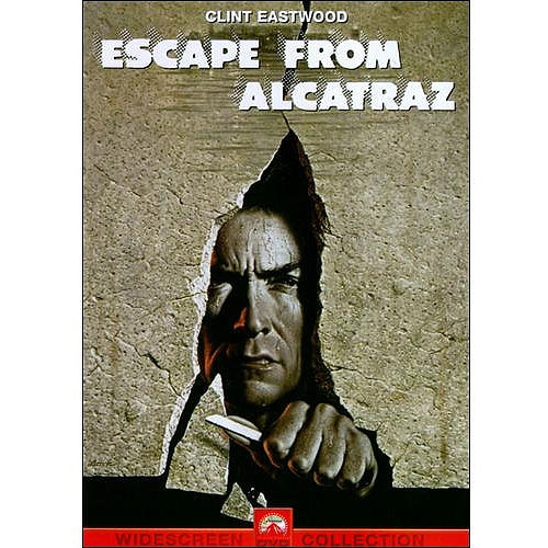 ESCAPE FROM ALCATRAZ (DVD/WS)