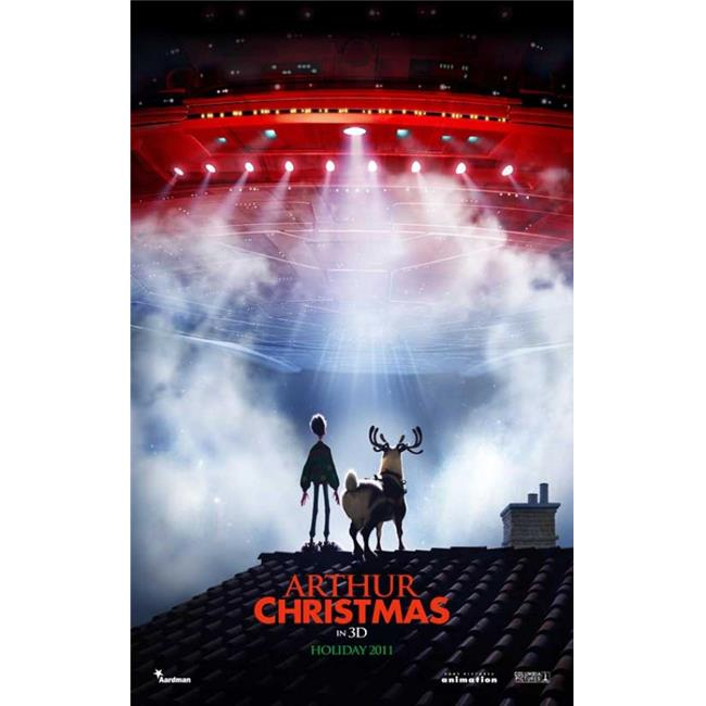 Posterazzi MOVGB40884 Arthur Christmas Movie Poster - 11 x 17 in. - image 1 of 1