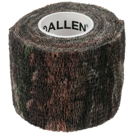 Protective Camo Wrap 15 ft. Roll Carded Pack by Allen - Camouflage Wrap