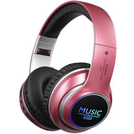 Universal Wireless Bluetooth Headphones Portable Headphones Walmart Com