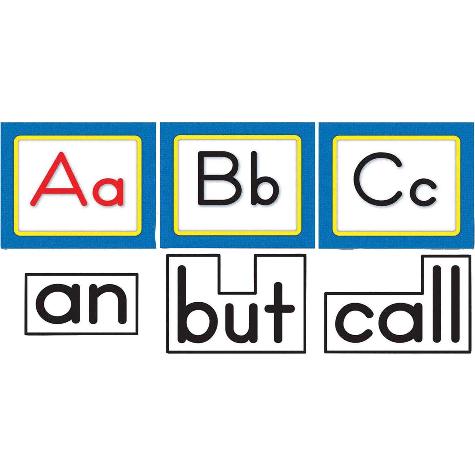 Carson-Dellosa Publishing Quick Stick Word Wall, Kindergarten