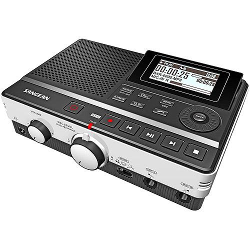 Sangean Digital Audio Recorder