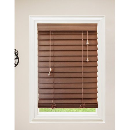 Wildon Home Faux Premium Wood Venetian Blind