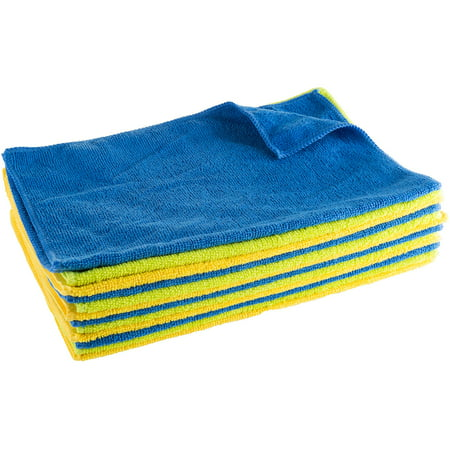 Microfiber Cloths - Cleaning Towels Dust Polish And Clean By Stalwart