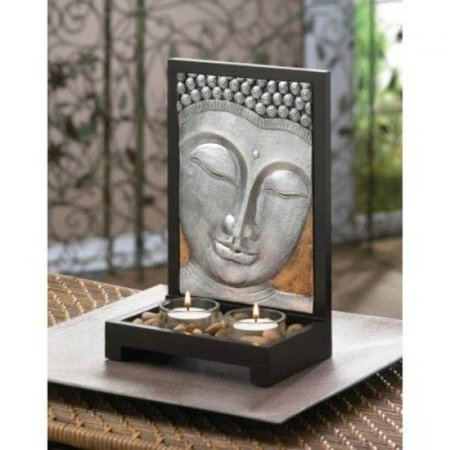 Koehler Home decor Buddha Plaque Candle Decor