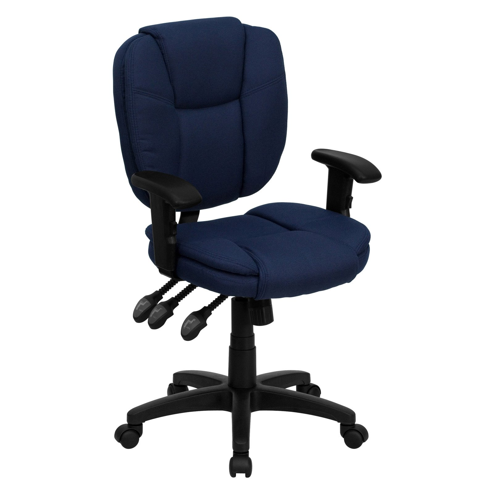 Ergonomic desk chair porthos home charlize adjustable office chair w chair the truly - Ergo kids task chair ...