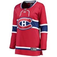 Women s Montreal Canadiens NHL Fanatics Breakaway Home Jersey 009ab4b51