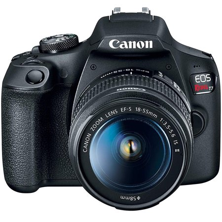 Canon EOS Rebel T7 EF-S 18-55mm IS II Kit