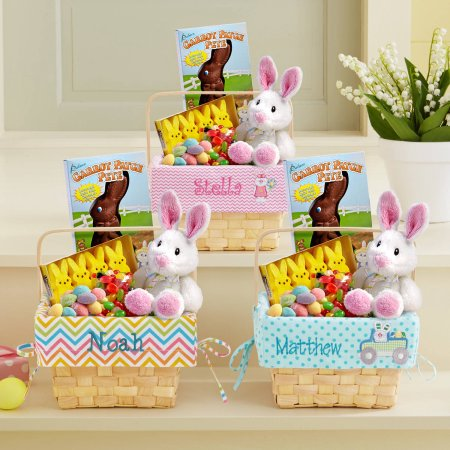 Personalized 8 all in one easter basket walmart negle Choice Image